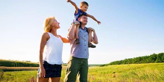 Наслаждайтесь семьёй